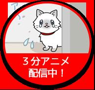3分アニメ配信中!